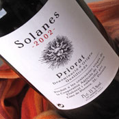 Solanes priorat red blend